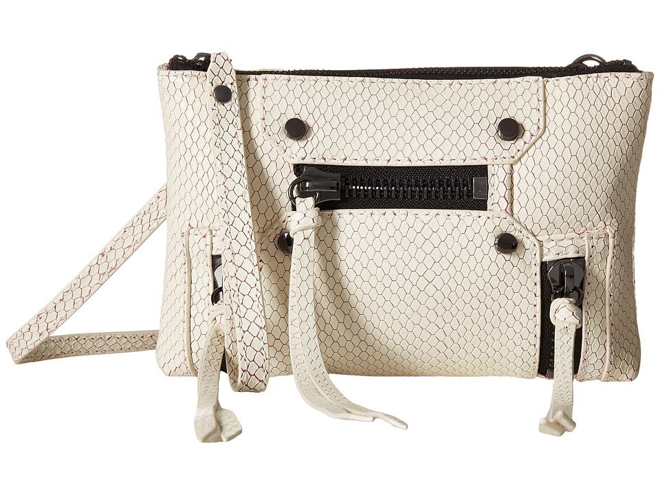 Botkier Logan Convertible Wristlet Pearl Wristlet Handbags