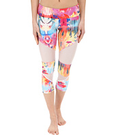 Onzie - Hawaiian Tropic Cut Out Capris