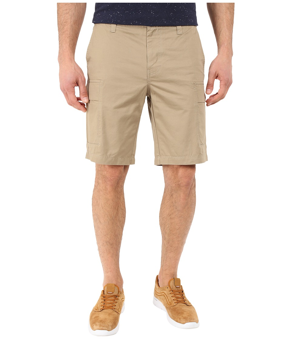Kenneth Cole Sportswear Cargo Short Driftwood Mens Shorts