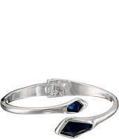 Robert Lee Morris - Blue Stone Hinge Bangle Bracelet