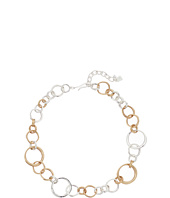Robert Lee Morris - Two-Tone Short Link Necklace
