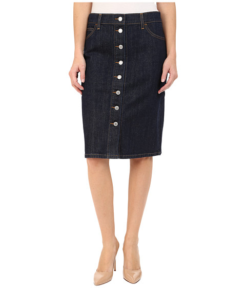 Levi's® Womens Button Down Pencil Skirt at Zappos.com