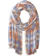 Michael Stars - Morning Side Plaid Wrap