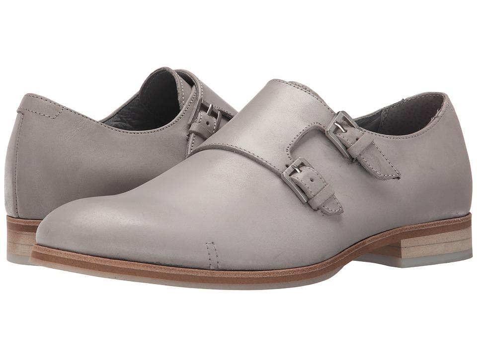 Calvin Klein - Faber (Grey Washed Leather) Men
