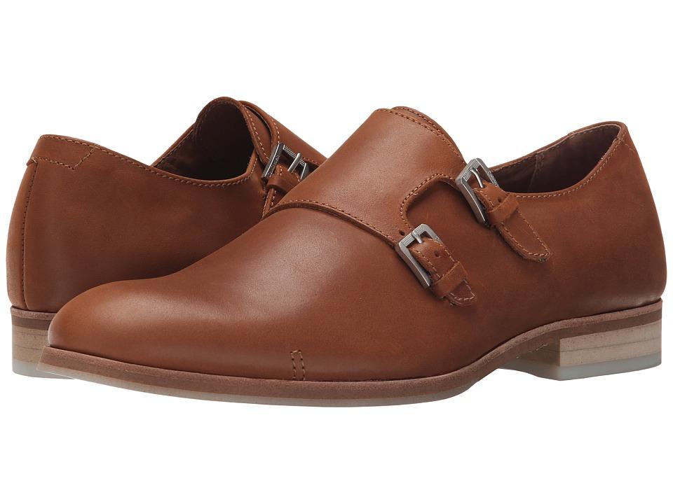 Calvin Klein - Faber (Tan Washed Leather) Men