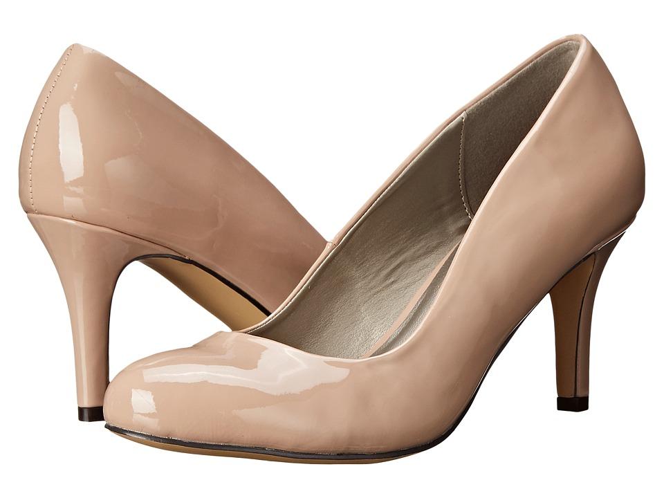 Michael Antonio Finnea Patent Nude Patent High Heels
