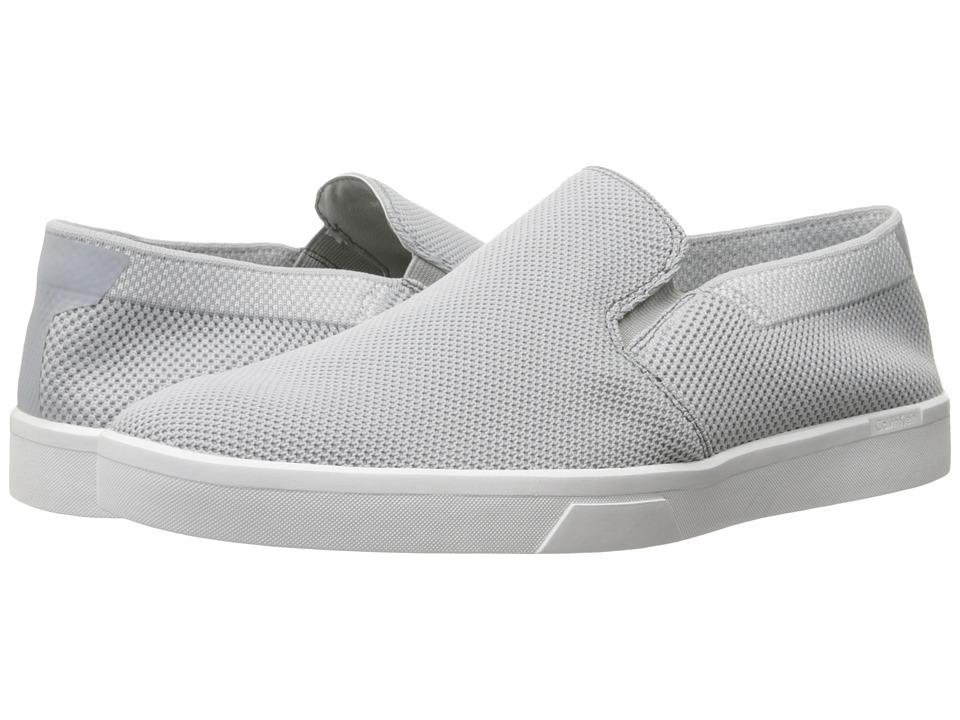 Calvin Klein - Ives (Light Grey Knit Weave) Men