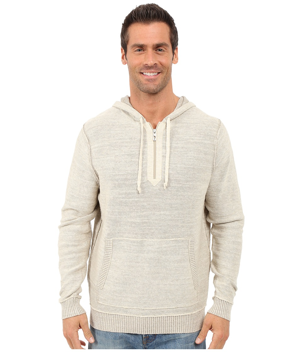 Tommy Bahama - Sandy Bay Hoodie (Natural) Men