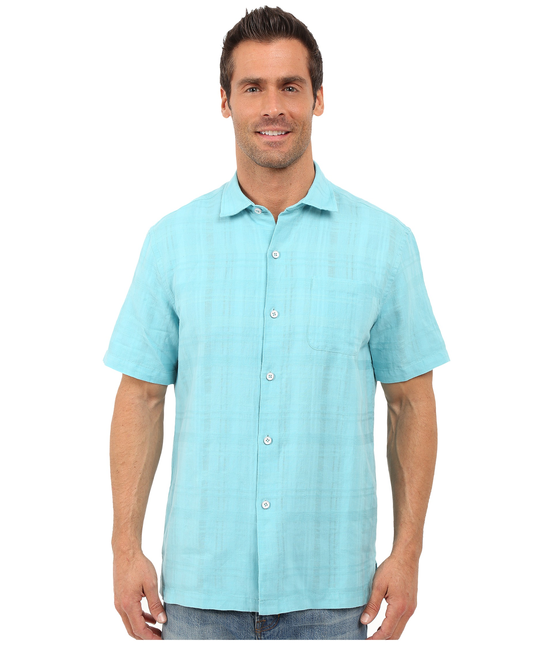 Tommy bahama squarely there camp shirt free for Where to buy tommy bahama shirts
