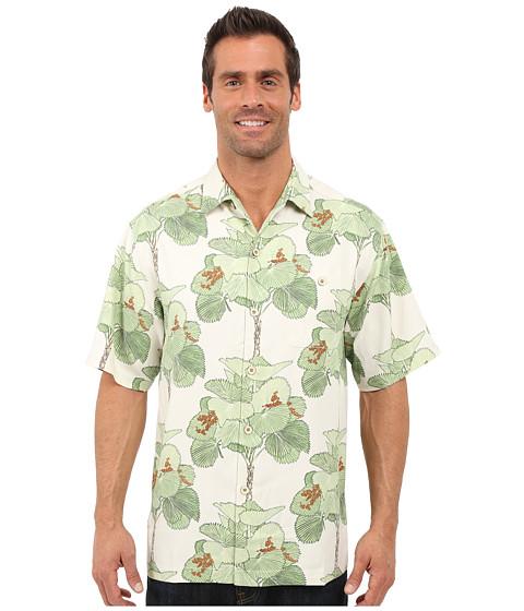 Tommy Bahama I'm a Big Fan Tortola Silk Camp Shirt