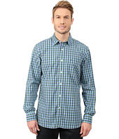 Nautica - Long Sleeve Small Plaid with Pocket