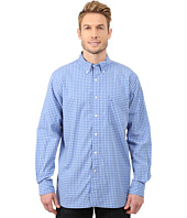 Nautica - Long Sleeve Poplin Ginham with Pocket