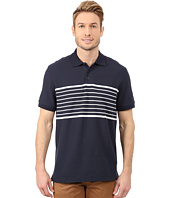 Nautica - Short Sleeve Multi Stripe Polo