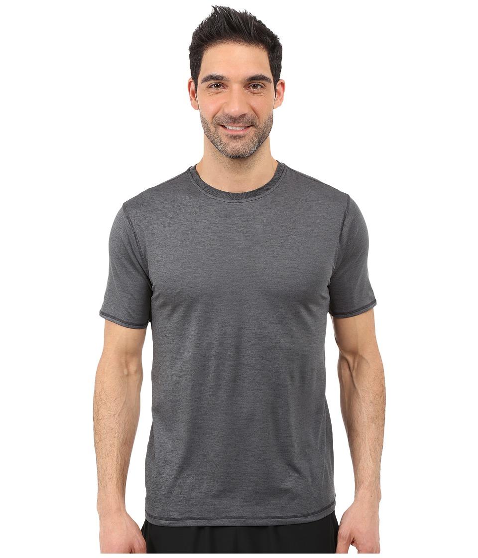 Soybu Levity Short Sleeve Graphite Mens T Shirt
