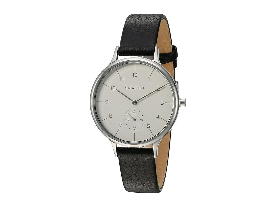 Skagen Anita SKW2415 Silver/Black Watches