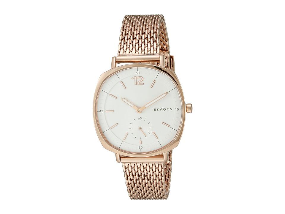 Skagen Anita SKW2401 Rose Gold Watches
