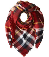 Hat Attack - Plaid Blanket Scarf