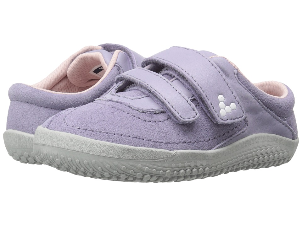 Vivobarefoot Kids - Reno (Toddler/Little Kid) (Violet) Girls Shoes