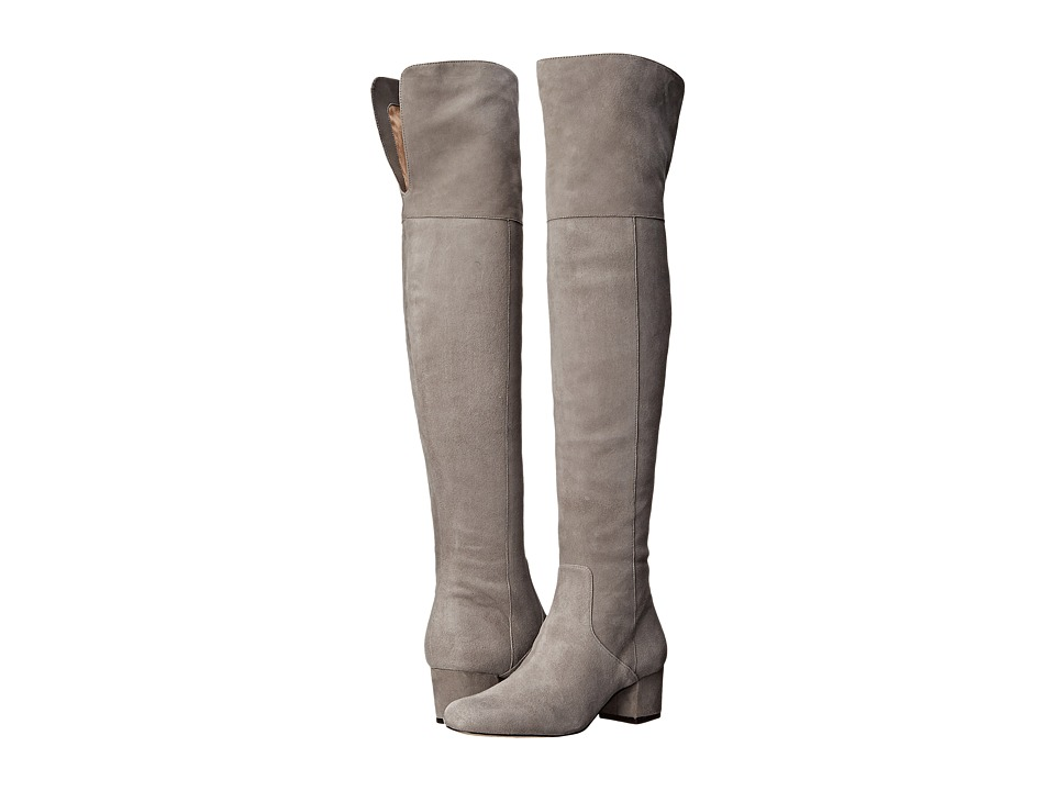 Sam Edelman Elina Grey Frost Womens Boots