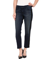 CJ by Cookie Johnson - Pearl Straight Jeans w/ Beaded Sequin Trim in Bootsie