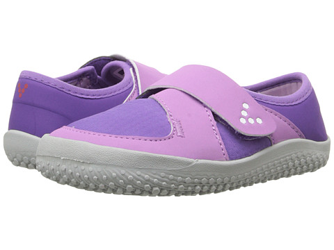 Vivobarefoot Kids Lenni (Toddler/Little Kid) - Purple