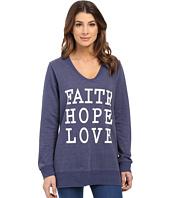CJ by Cookie Johnson - Faith Hope Love Sweatshirt