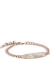 Fossil - Plaque Bracelet