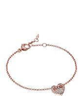 Fossil - Glitz Heart Bracelet