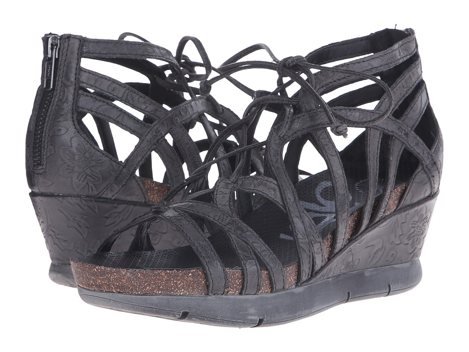 OTBT - Nomadic (Black) Womens Dress Sandals