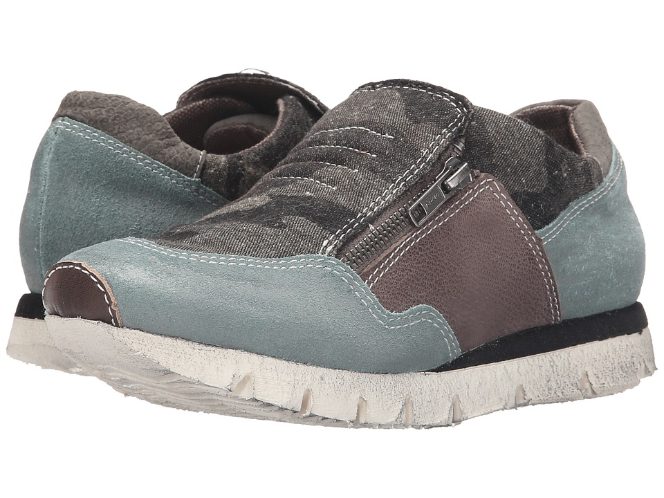 OTBT - Sewell (Blue Grey) Womens Tennis Shoes