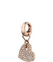 Fossil - Glitz Heart Charm Bracelet