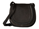ASH Clover Small Crossbody (Black)