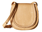 ASH Clover Small Crossbody (Camel)