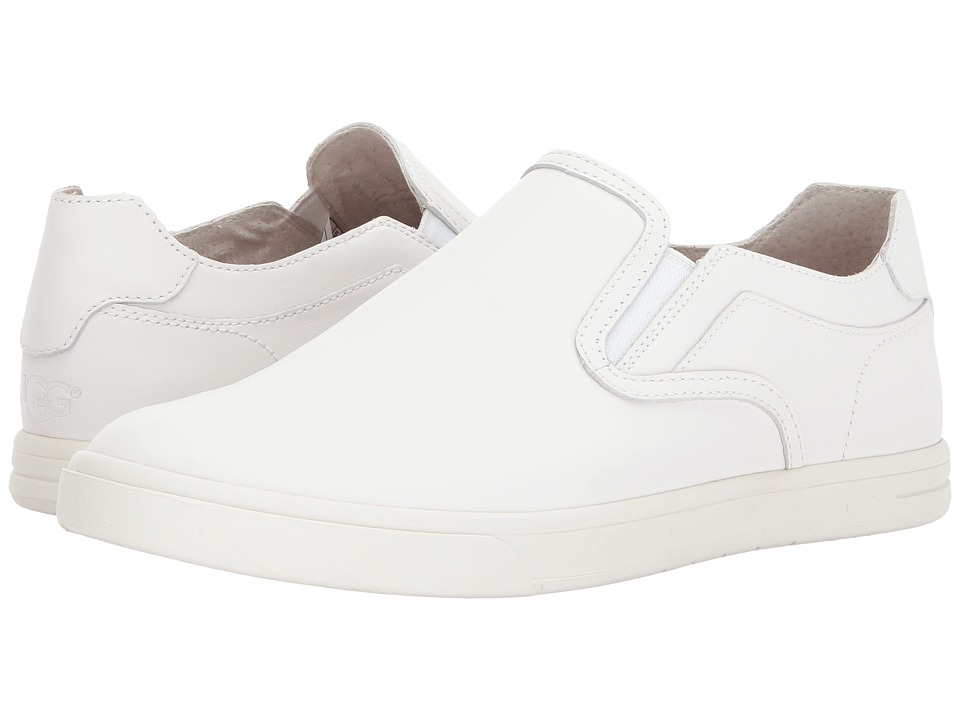 UGG - Tobin (White Wall Leather) Men