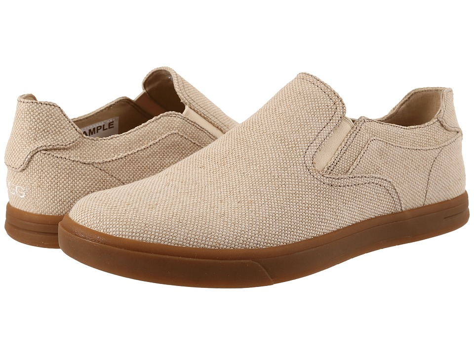 UGG - Tobin Canvas (Sand Textile) Men