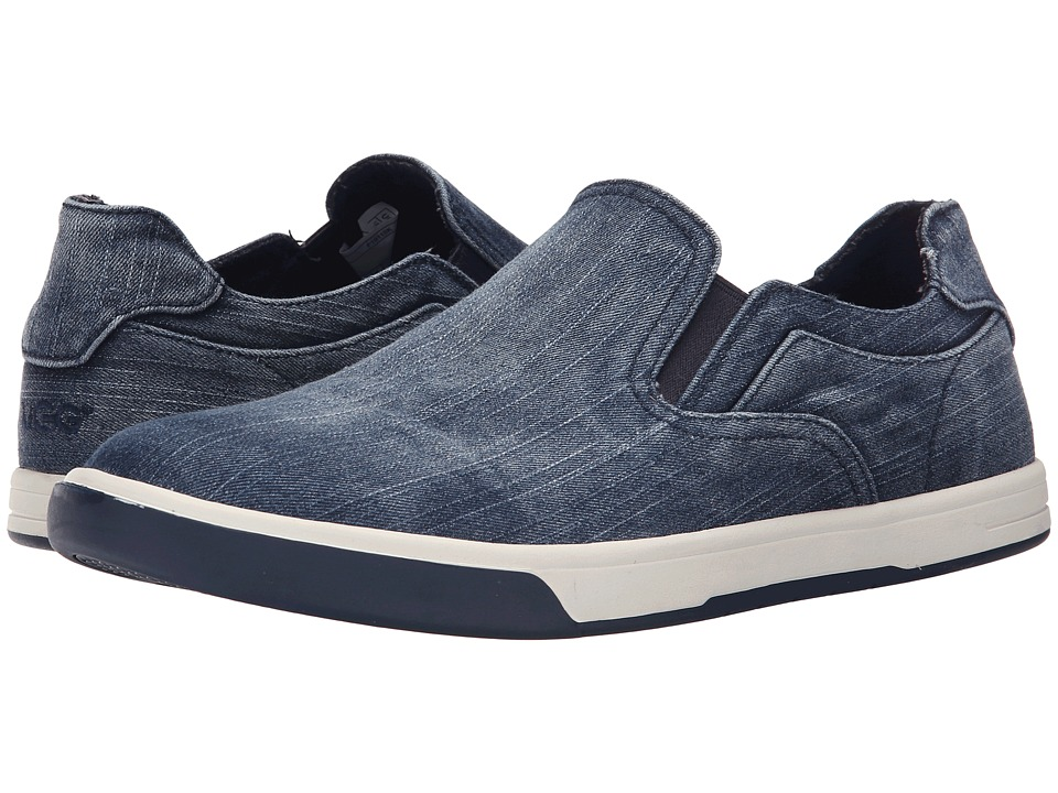 UGG - Tobin Washed Denim (Navy Denim) Men