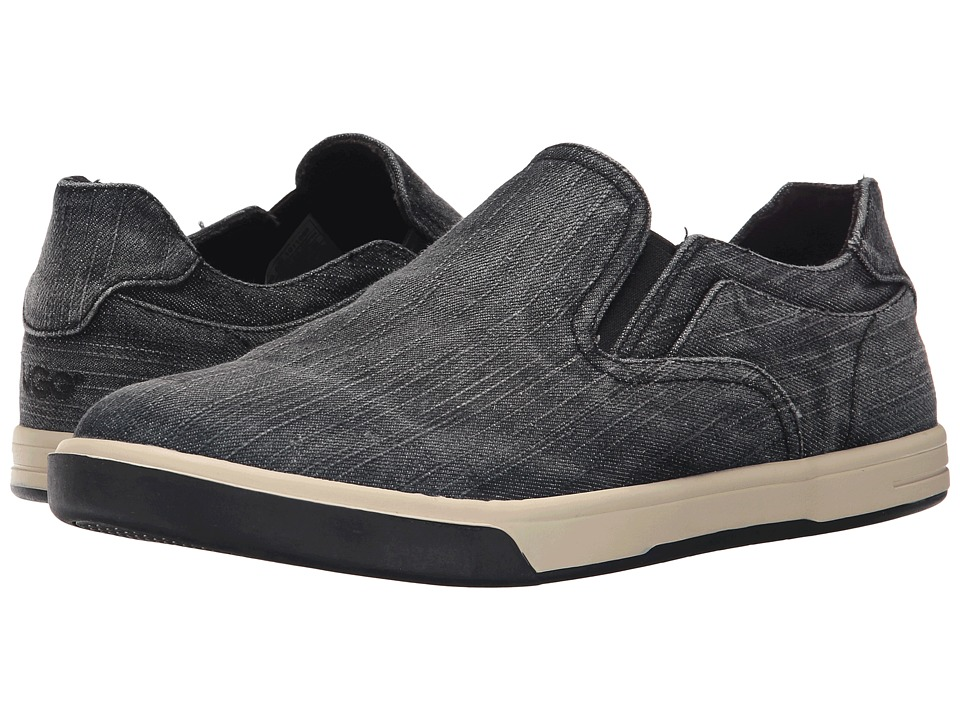UGG - Tobin Washed Denim (Black Denim) Men