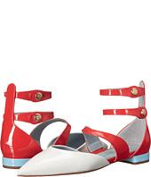 Chiara Ferragni - Jackie Patent Pointy Toe Flat