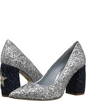 Chiara Ferragni - Star Glitter Chunky Heel