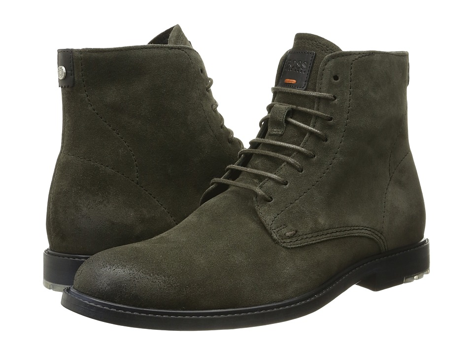 BOSS Hugo Boss Cultroot Halb by BOSS Orange (Dark Green) Men