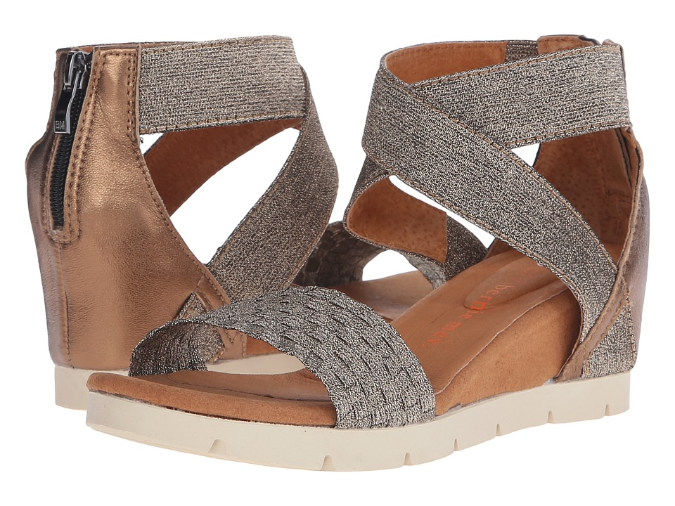 bernie mev. August Bronze Womens Sandals
