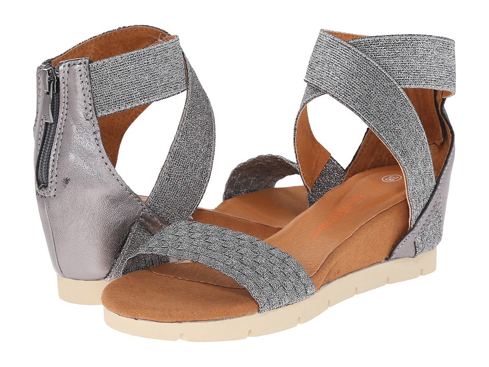 bernie mev. August Pewter Womens Sandals