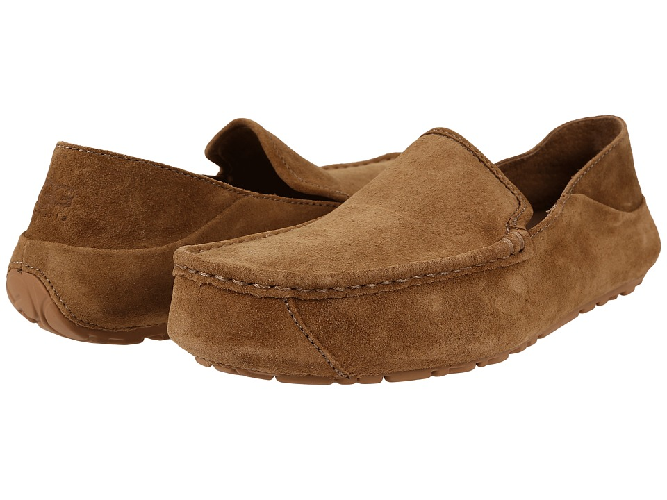 UGG - Hunley (Chestnut Suede) Men