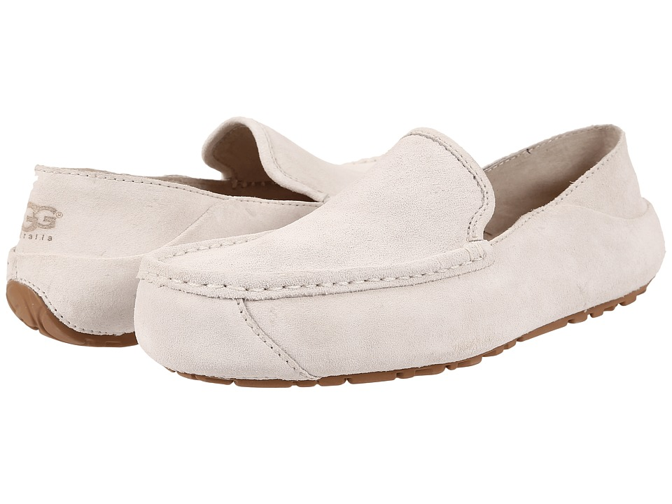 UGG - Hunley (White Wall Suede) Men