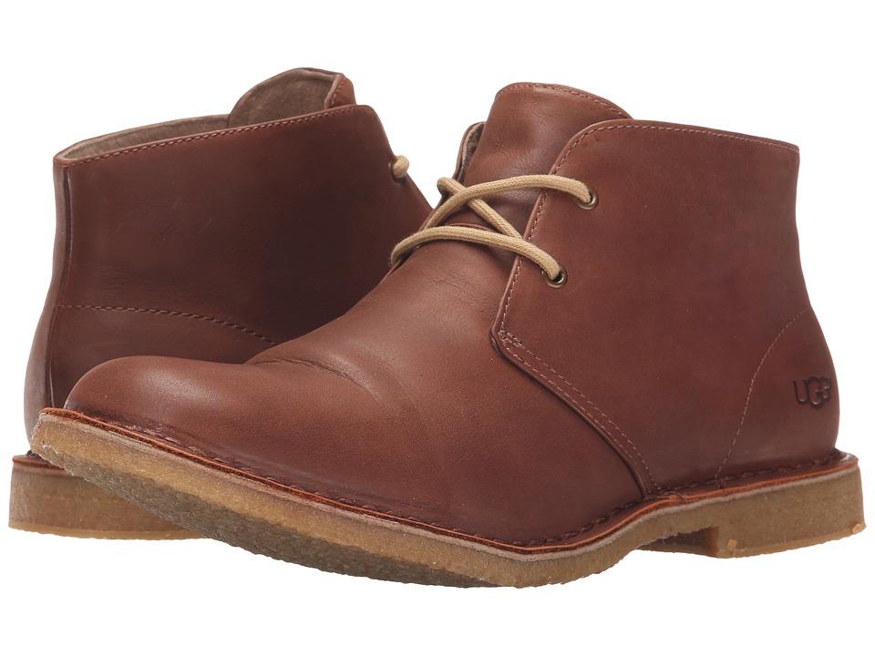 UGG Leighton (British Tan Leather) Men