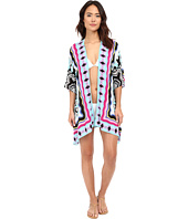 La Blanca - Center Focus Kimono Cover-Up