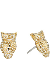 Anna Beck - Owl Stud Earrings
