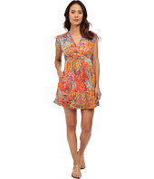LAUREN Ralph Lauren - Maharaja Paisley Farrah Dress Cover-Up