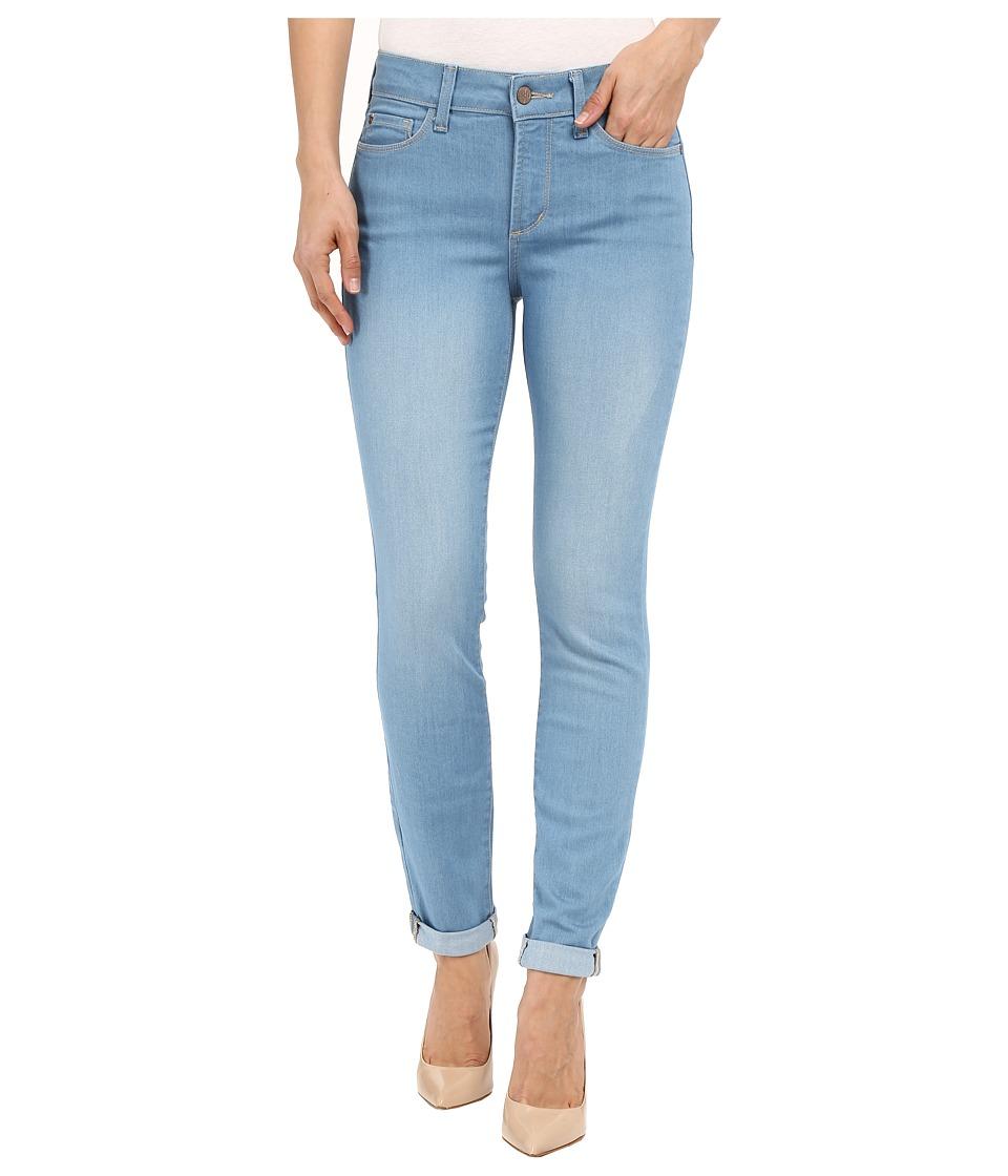 NYDJ Anabelle Skinny Boyfriend Jeans in Palm Bay Palm Bay Womens Jeans