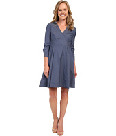 NYDJ - Cotton Poplin Shirt Dress
